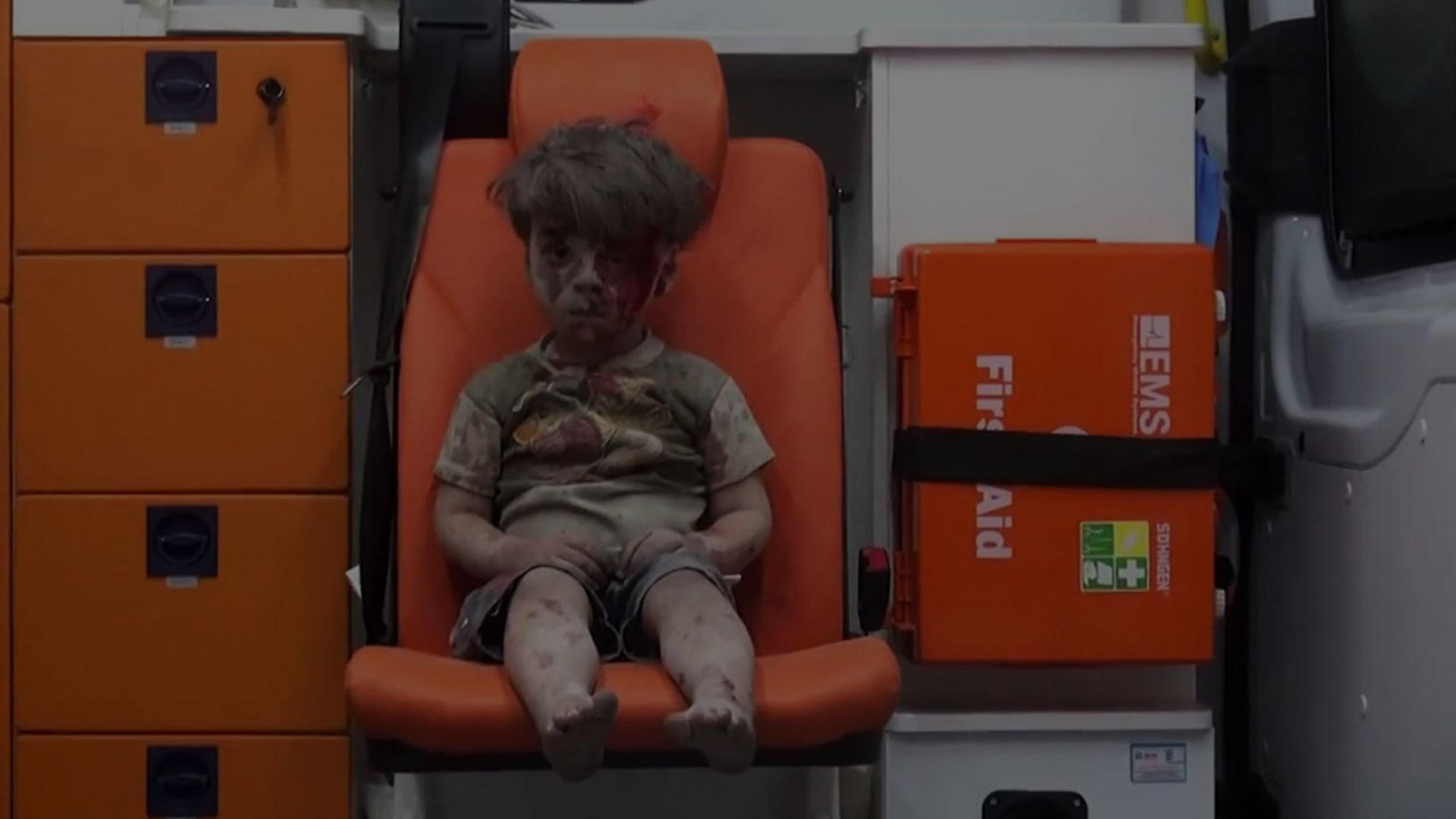 CHILDREN IN WAR ZONES